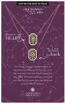 Dogeared Protect My Heart Necklace, 28