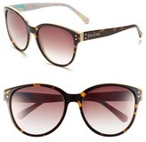 Lilly Pulitzer 'Atwood' 58mm Sunglasses