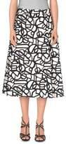 Enfold 3/4 length skirt