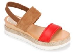 Kenneth Cole New York Jules Platform Simple Sandals Women's Shoes