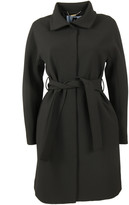Blumarine Belted Trench Coat