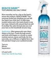 Not Your Mother's Not Your Mothers Beach Babe Texturizing Sea Salt Spray 8oz (2 Pack)