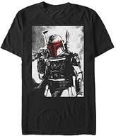 Star Wars Men's Bubba Fett Graphic T-Shirt