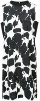 Derek Lam 10 Crosby Sleeveless Shift Dress With Side Bands