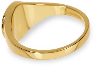 Sterling Forever Signet Ring