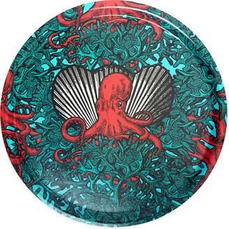 Gangzai - Safari Round Tray - Naughty Poulp