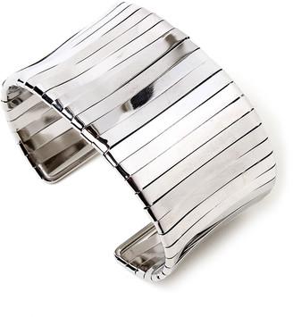 Amrita Singh Women's Bracelets Silver - Silvertone Aurora Cuff