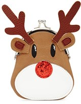 Forever 21 FOREVER 21+ Reindeer Coin Pouch
