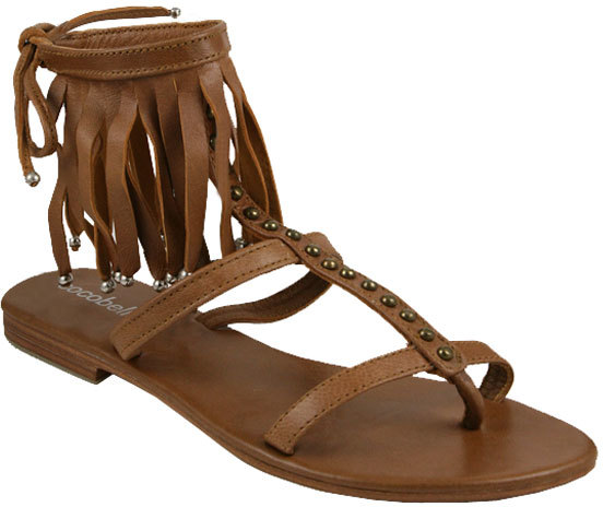 Cocobelle Sparta Sandal in Natural