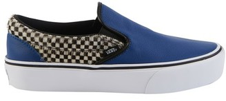 Vans Classic Slip On Platform Trainers