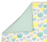 Babyletto Play and Toddler Blanket, Tulip Garden by