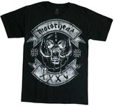Global Motorhead Rockers Logo T-Shirt