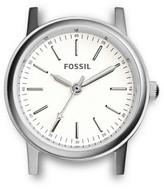 Fossil Rowen Three-Hand Stainless Steel Watch Case