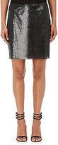 Paco Rabanne Women's Chain-Mail Miniskirt