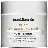 bareMinerals Pure TransformationNight Treatment