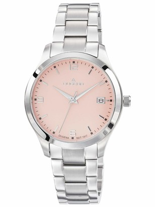 Dugena Women's Analogue Quartz Watch with Stainless Steel Strap 4461000