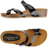 Cantarelli Thong sandals