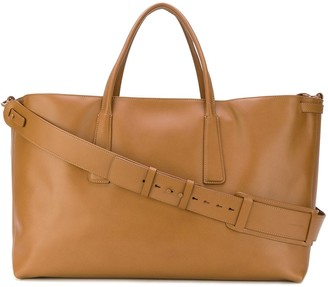 Zanellato oversized tote bag