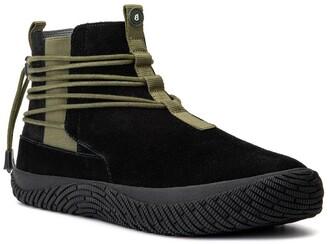 Hybrid Green Label Renegade Suede Mid Sneaker