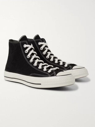 Converse Chuck 70 Suede High-Top Sneakers