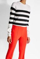 Jil Sander Striped Cashmere Pullover