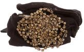 Alessandro Dell'Acqua Jewel-Embellished Waist Belt