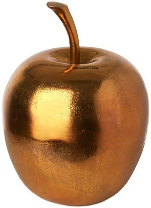 Pols Potten Apple Money Box - Gold