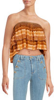 Free People Knit Crop Top