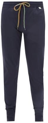 Paul Smith Cotton-jersey Pyjama Trousers - Navy