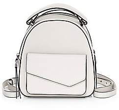 Botkier Women's Cobble Hill Leather & Canvas Backpack