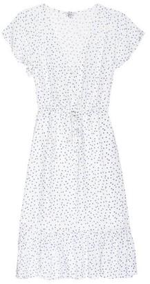 Rails Kiki Dress White Wisteria - L