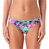 Arizona Floral Hipster Swimsuit Bottom-Juniors