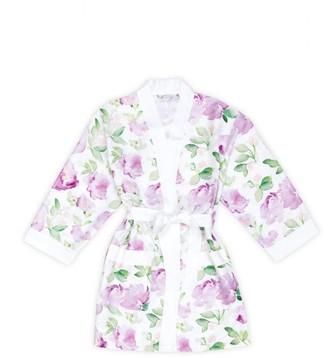 Weddingstar Inc. Women's Plus Size Premium Silky Kimono Robe