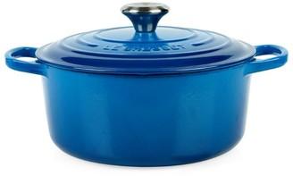 Le Creuset Marseille Blue Round Casserole Dish (24cm)