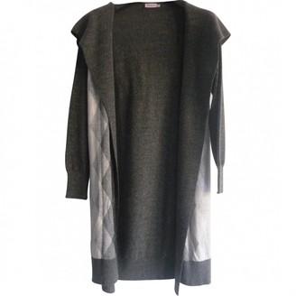 Max & Co. Grey Wool Knitwear for Women