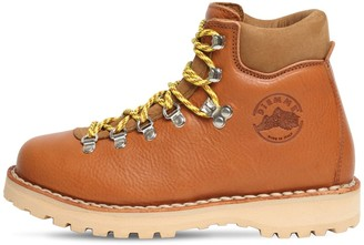 Diemme 20mm Leather Hiking Boots