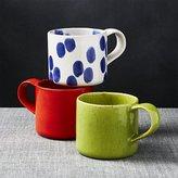 Crate & Barrel Maude Mugs