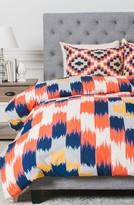 DENY Designs Diamonds Duvet Cover & Sham Set