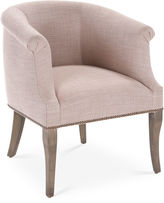 Brownstone Upholstery Tilly Occasional Chair, Rose Linen