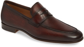 Magnanni Reed Penny Loafer