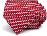 Lanvin Small Geometric Neat Classic Tie