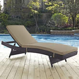 Modway Convene Chaise Lounge with Cushion