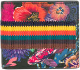 Paul Smith woven detail wallet