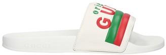 Gucci Logo slides