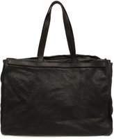 Guidi classic holdall tote - men - Horse Leather - One Size