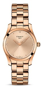 Tissot T-Wave Ii Diamond Watch, 30mm