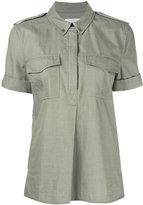 Equipment plain shirt - women - Cotton - S