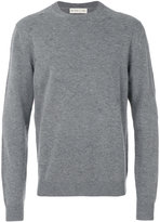 Etro little holes detail sweatshirt - men - Wool - M