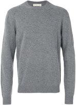 Etro little holes detail sweatshirt