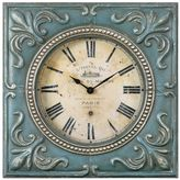 St Martin Canal Wall Clock